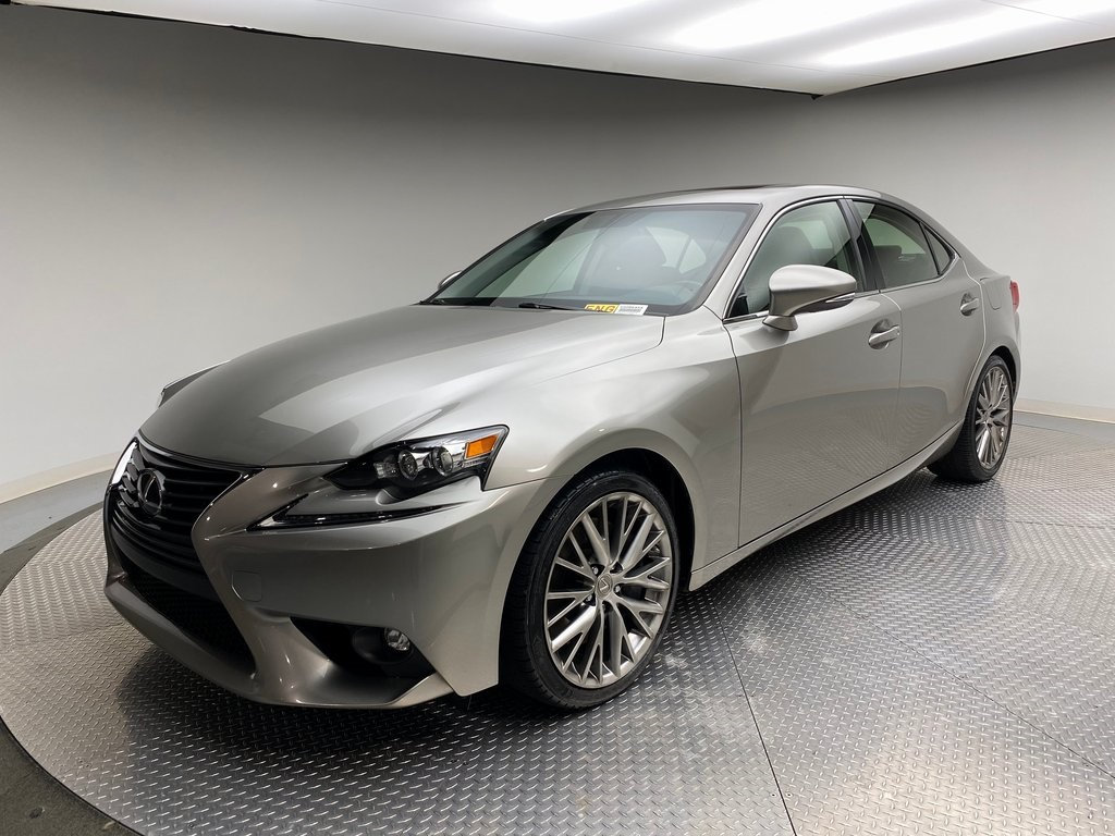 Pre-Owned 2016 Lexus IS 300 4dr Sedan AWD