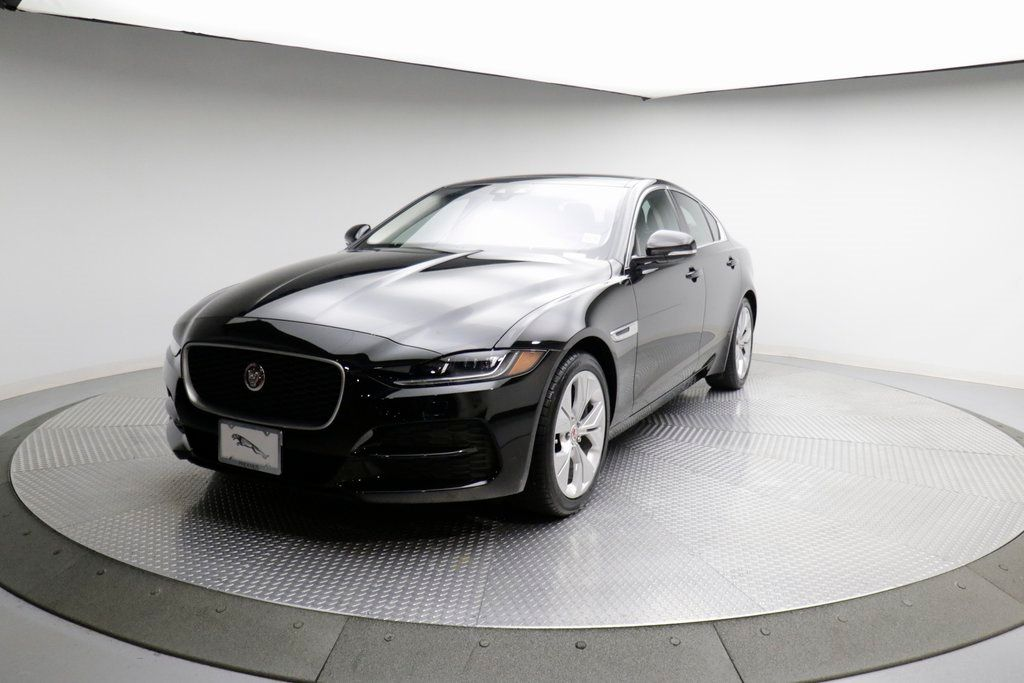 Certified Pre-Owned 2020 Jaguar XE S AWD