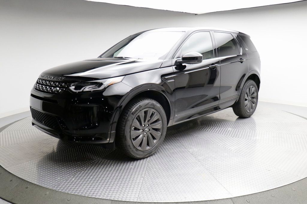 Pre-Owned 2020 Land Rover Discovery Sport SE R-Dynamic 4WD