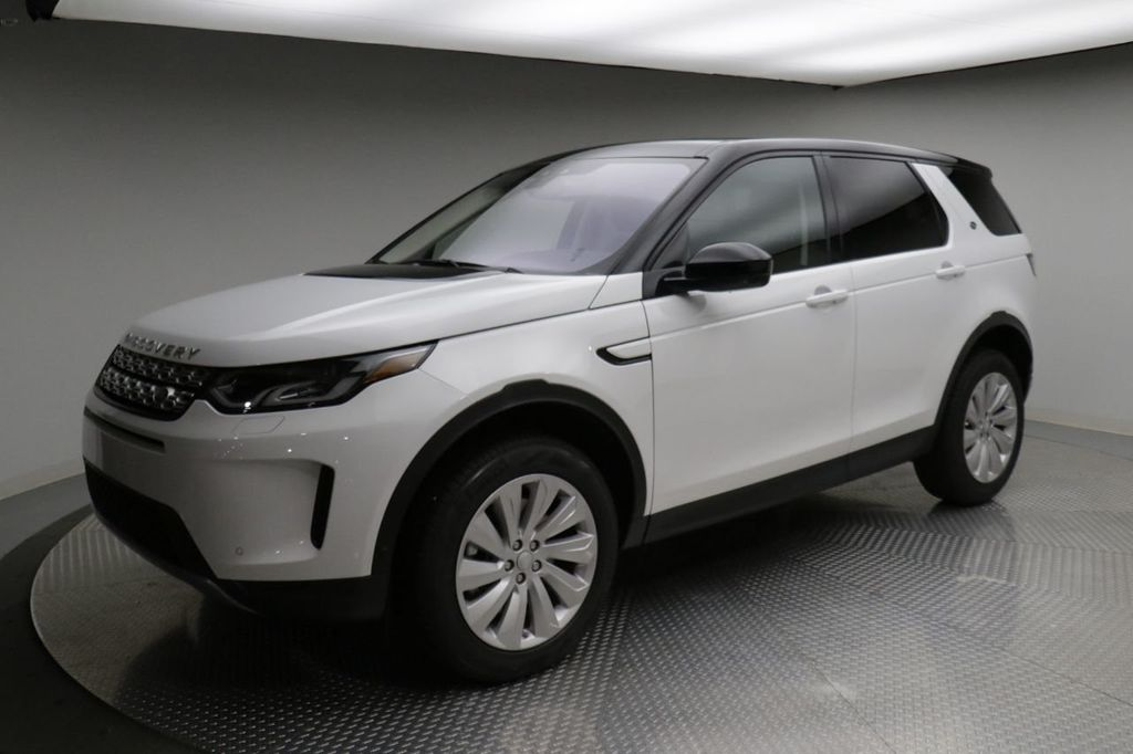 Pre-Owned 2020 Land Rover Discovery Sport SE 4WD