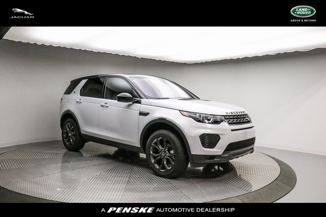Pre-Owned 2019 Land Rover Discovery Sport HSE 4WD