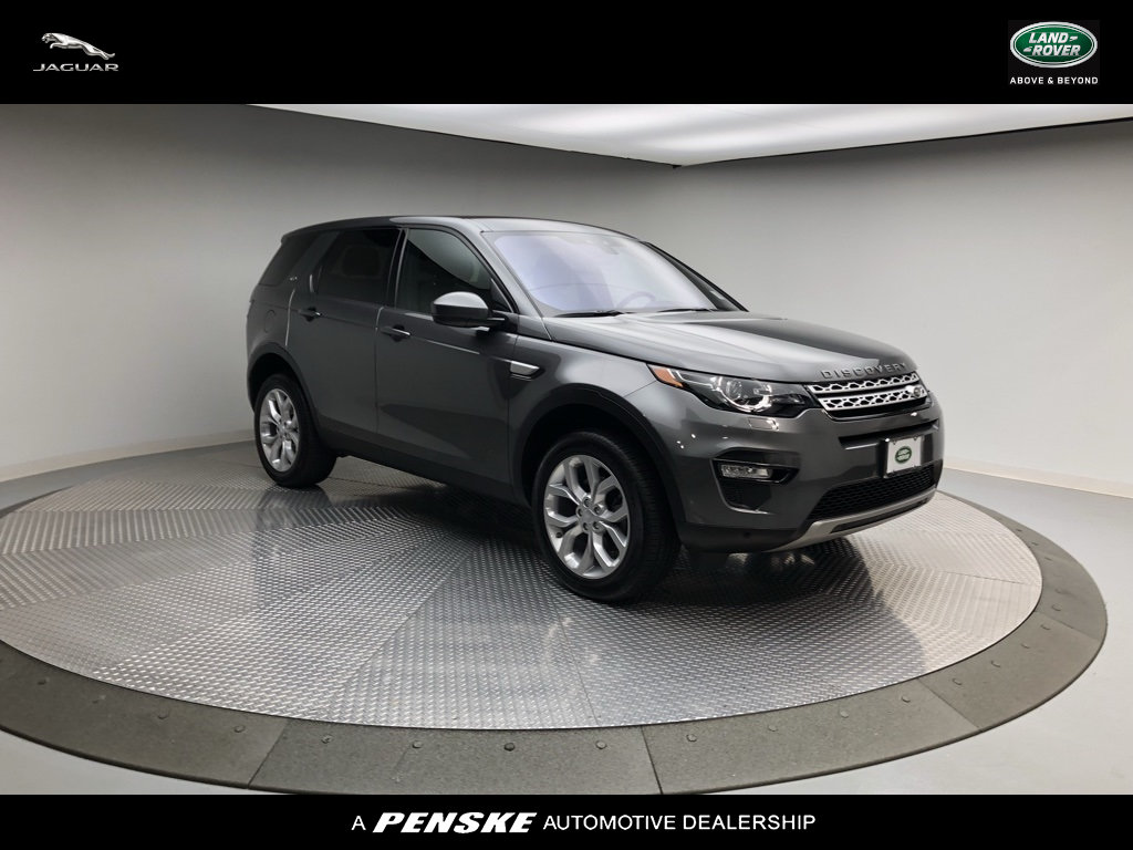 Pre-Owned 2019 Land Rover Discovery Sport 4DR 4WD
