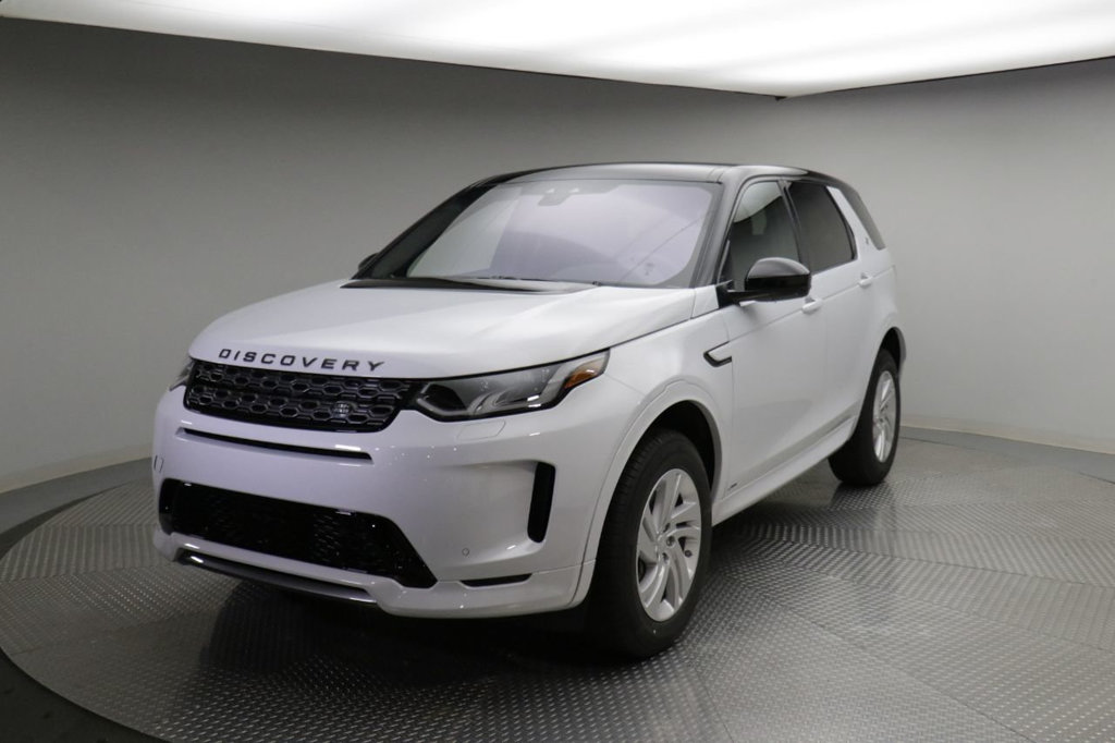 New 2020 Land Rover Discovery Sport S R-Dynamic 4WD