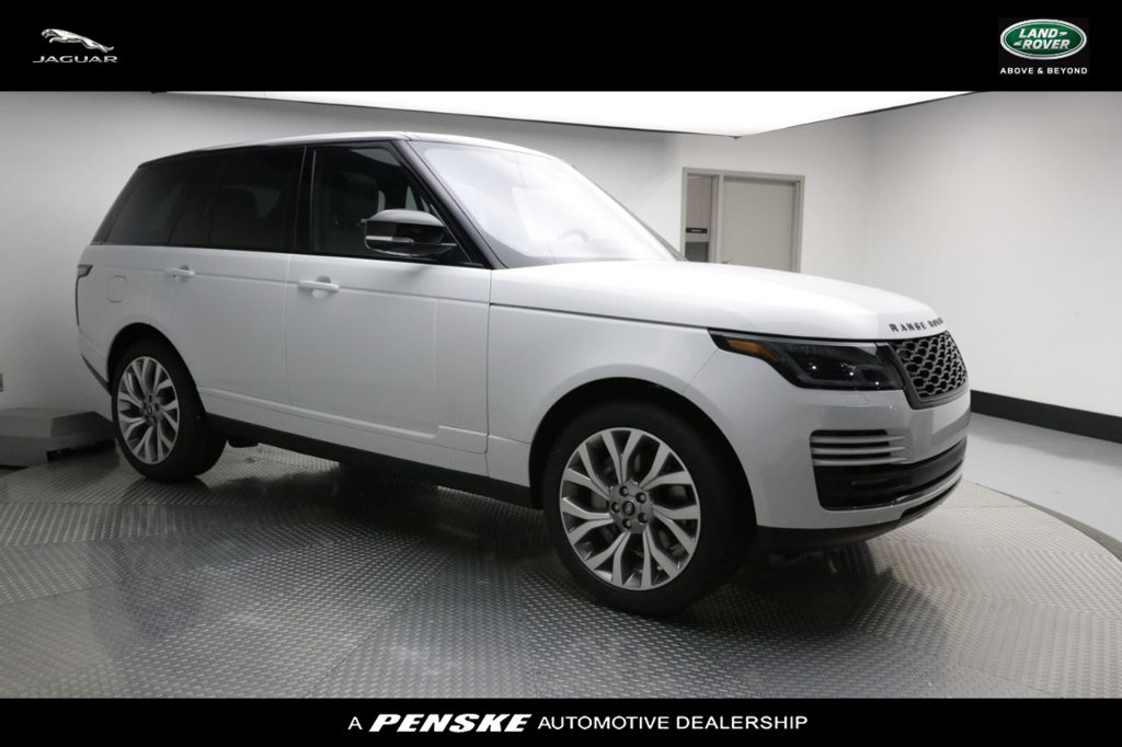 New 2019 Land Rover Range Rover V6 Supercharged SWB