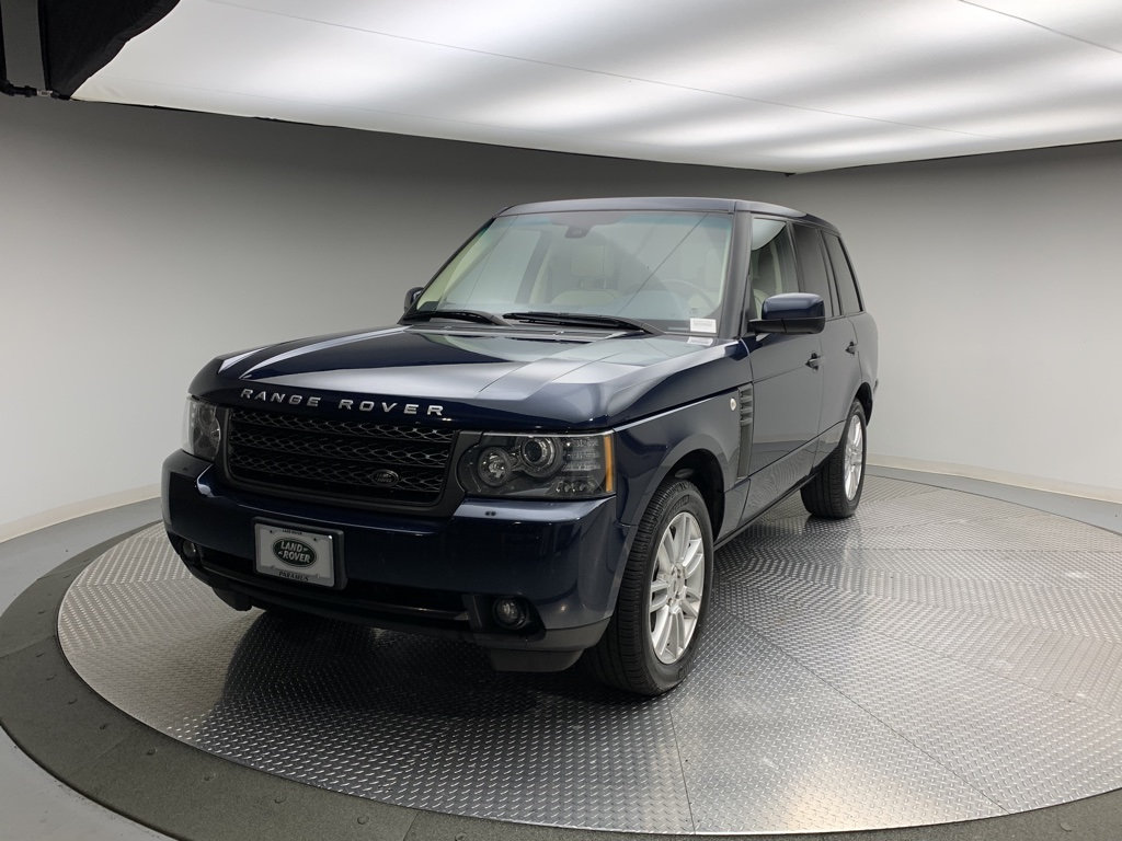 Pre-Owned 2011 Land Rover Range Rover 4WD 4dr HSE