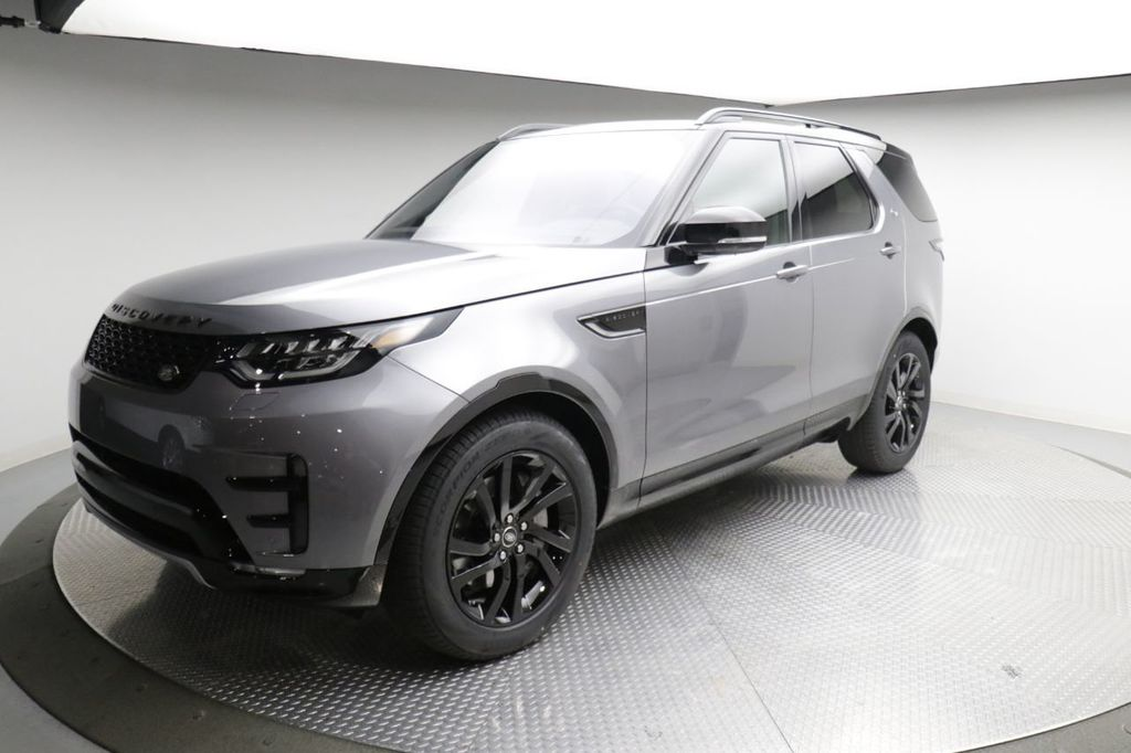 New 2020 Land Rover Discovery Landmark Edition V6 Supercharged With Navigation