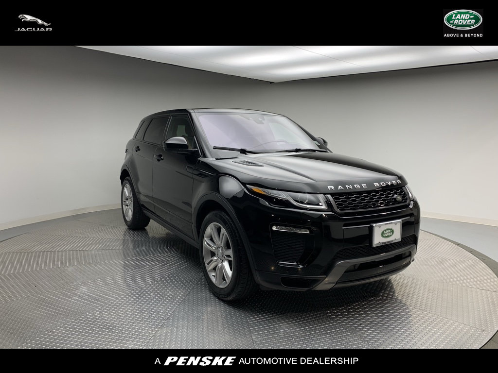 Pre-Owned 2019 Land Rover Range Rover Evoque 5 Door HSE Dynamic