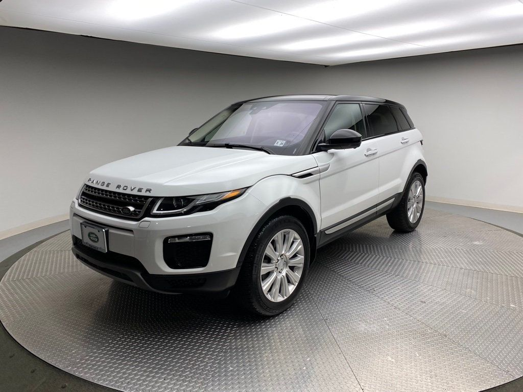 Pre-Owned 2019 Land Rover Range Rover Evoque 5 Door HSE