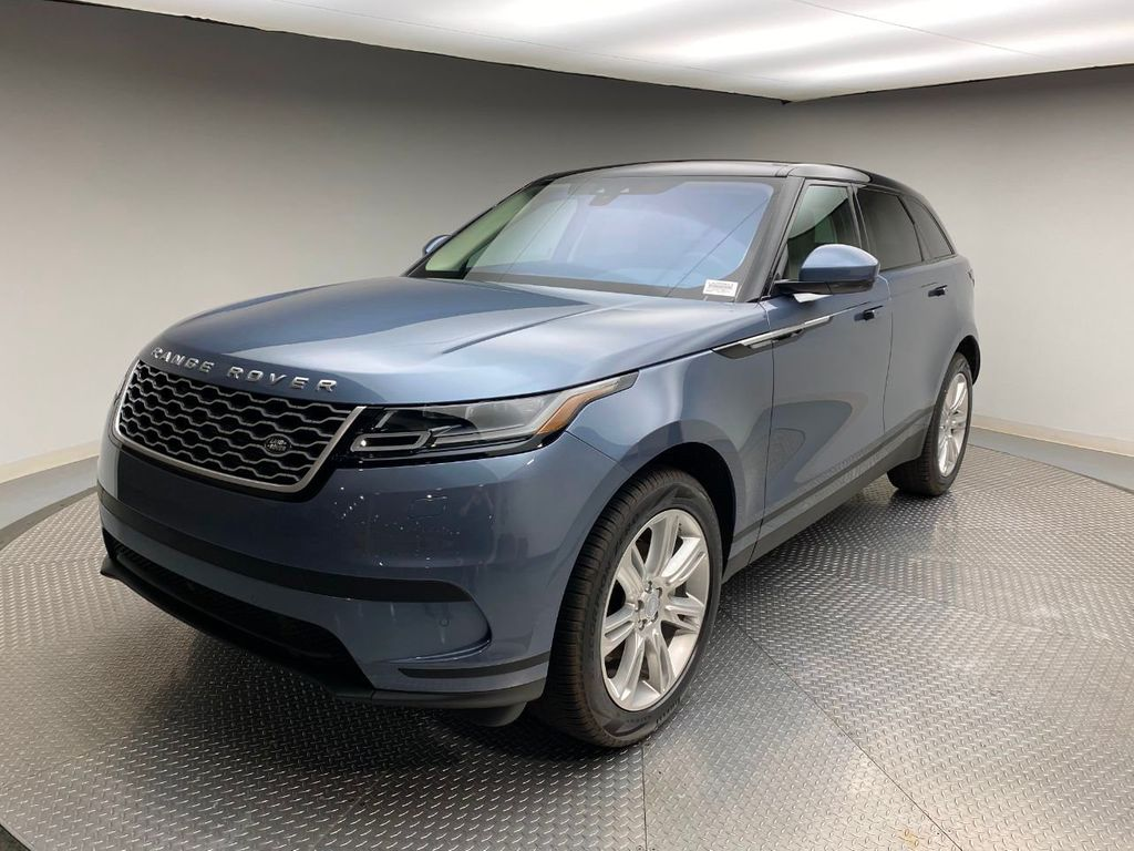 New 2020 Land Rover Range Rover Velar P250 S With Navigation