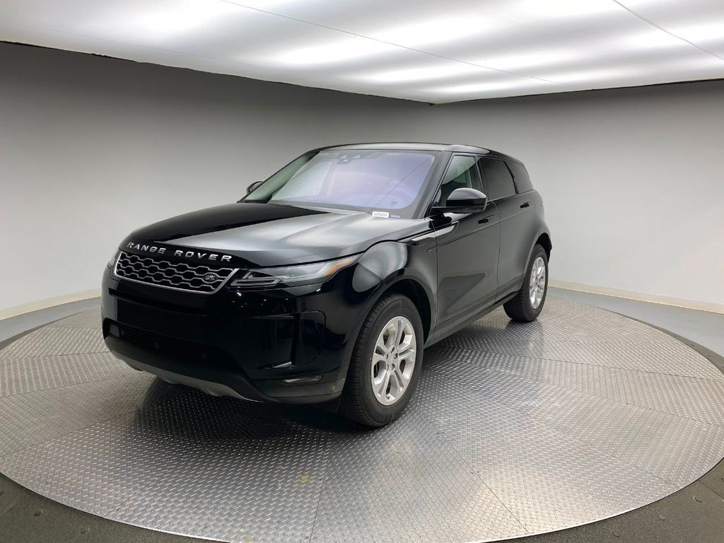 New 2020 Land Rover Range Rover Evoque P250 S With Navigation & AWD