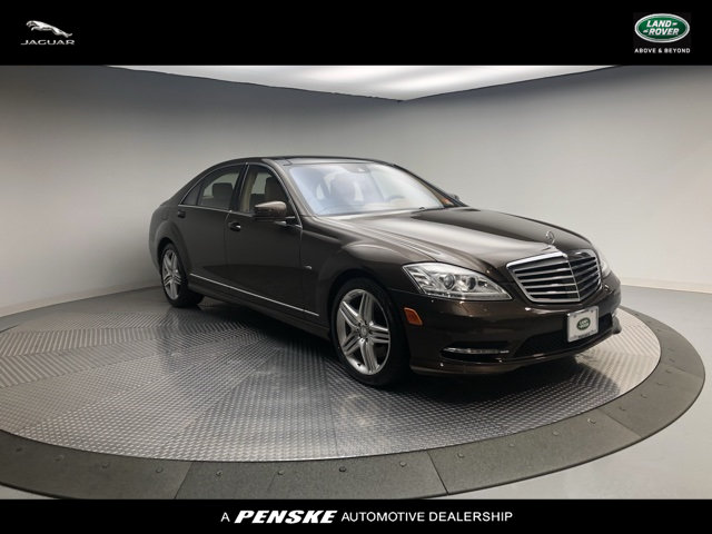 Pre-Owned 2012 Mercedes-Benz S-Class S-CLASS 4DR SDN 4MATIC®