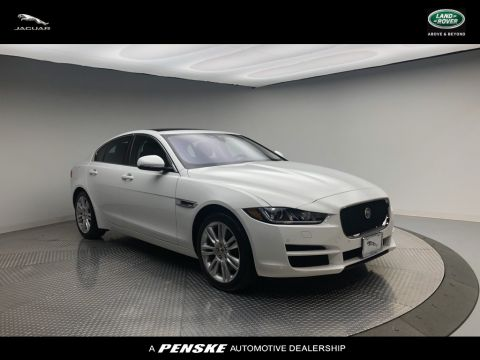 Certified Pre-Owned 2019 Jaguar XE 25t Prestige AWD