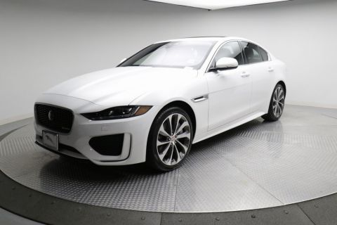 Pre-Owned 2020 Jaguar XE R-Dynamic S AWD