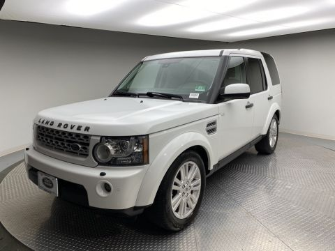 Pre-Owned 2012 Land Rover LR4 4WD 4dr HSE
