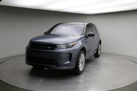 New 2020 Land Rover Discovery Sport HSE R-Dynamic 4WD