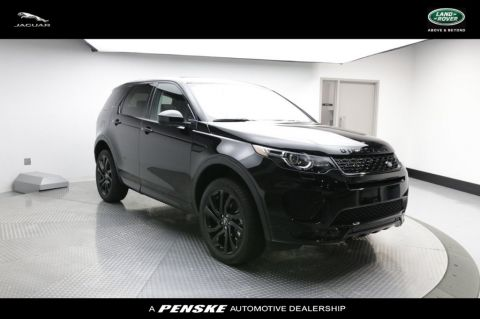 New 2019 Land Rover Discovery Sport HSE 286hp 4WD