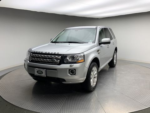 Certified Pre-Owned 2014 Land Rover LR2 4DR AWD