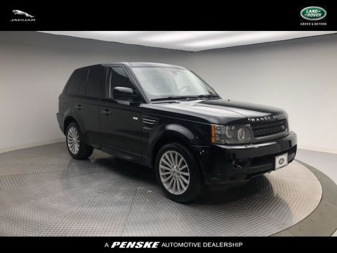 Pre-Owned 2011 Land Rover Range Rover Sport 4WD 4dr HSE