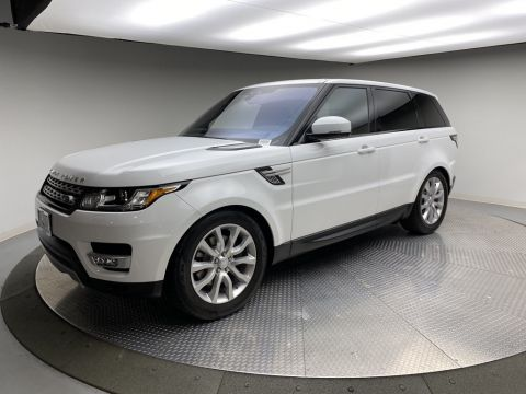 Pre-Owned 2017 Land Rover Range Rover Sport V6 Supercharged HSE