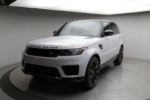 New 2020 Land Rover Range Rover Sport PHEV HSE