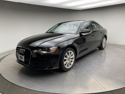 Pre-Owned 2013 Audi A6 4dr Sedan quattro 2.0T Premium Plus